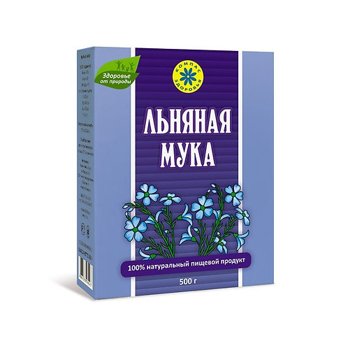 """Мука льняная """"Компас здоровья"""" 300г"""