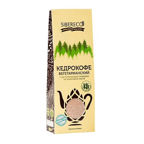 """Кедрокофе Тропический с кокосовыми сливками """"Сибереко"""" 130г"""