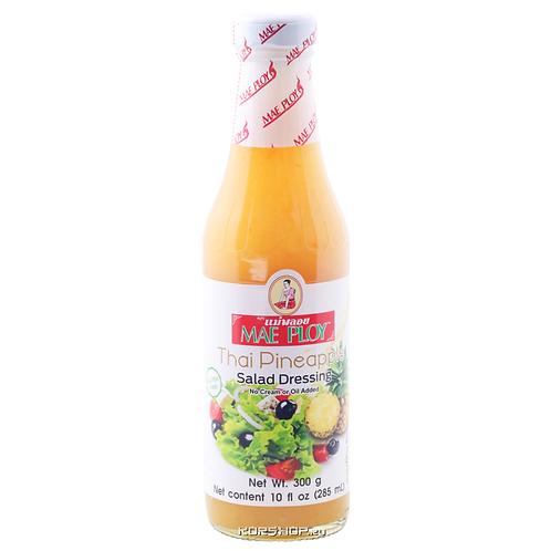 "Соус для салата с Ананасом  ""Таиланд"" 285мл"