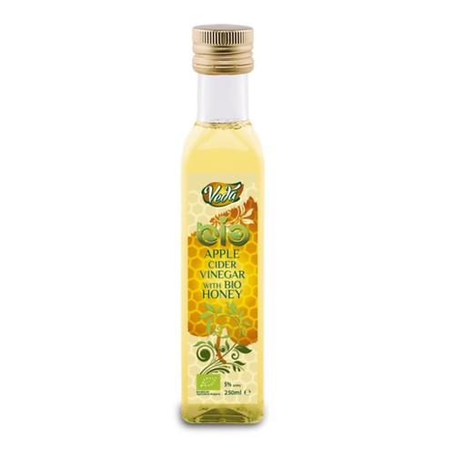 """Уксус яблочный органический 5% """"Веда"""" 250мл"""
