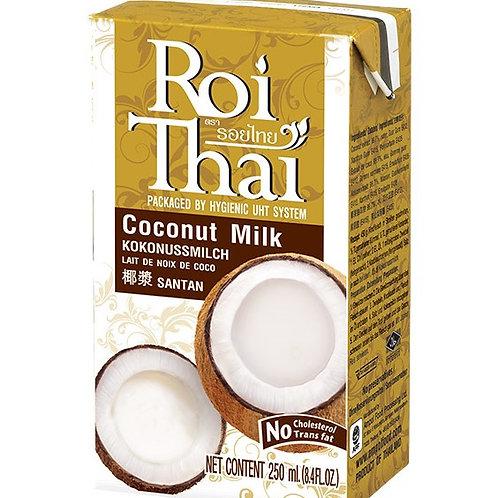 """Кокосовое молоко """"ROI THAI""""  250 мл"""