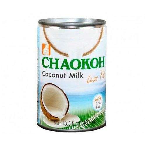 """Кокосовое молоко лайт """"CHAOKOH""""  400мл"""