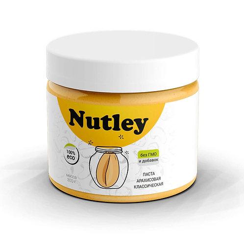 """Паста арахисовая классическая """"Nutley"""" 300г"""