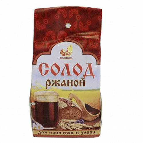 """Солод ферментированный ржаной """"Дивинка"""" 500г"""