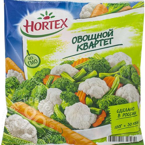 """Овощной квартет """"Хортекс"""" 400г"""
