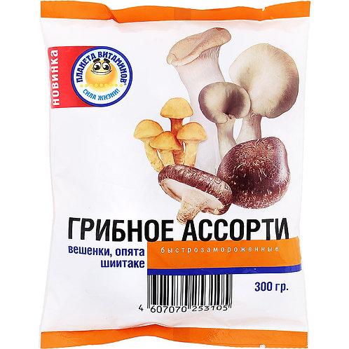"Ассорти грибное ""Планета Витаминов"" 300г"
