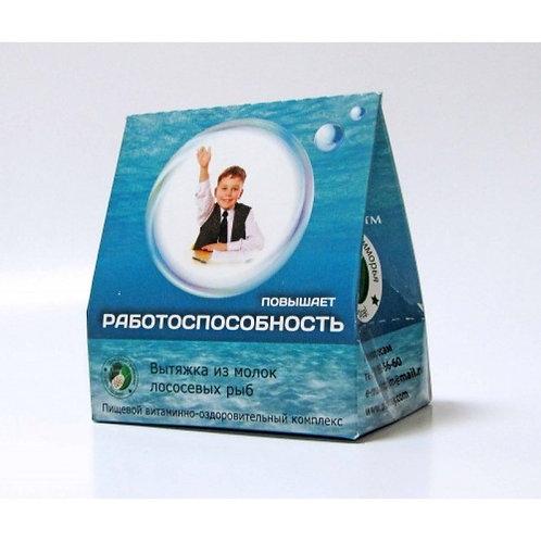 """Вытяжка из молок лососевых рыб """"Дикоросы Приморья"""" 3г"""