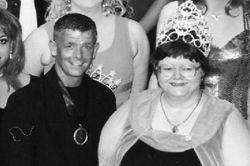 Jeff McKenzie and Sharon Van Bustel