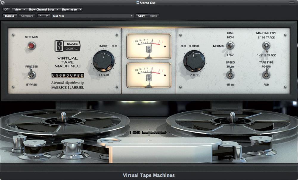 Steven Slate VTM for Mastering