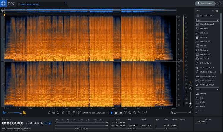 Izotope RX 7 for Music Mastering