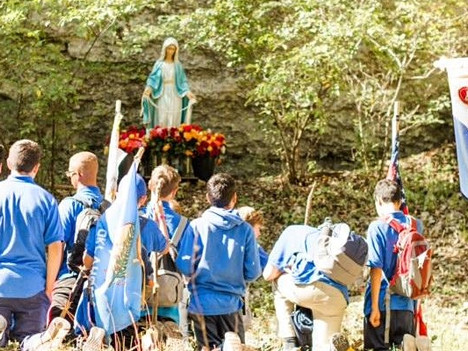 Three Hearts Pilgrimage 2021 will take place on Oct 21 - 23rd.