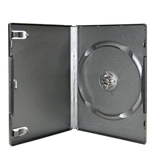 14mm DVD Cases Grade A Amaray (Box of 100)