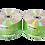 Thumbnail: Blank Skytor DVD-R Recordable Silver Shiny Printable 16X 4.7GB 120min