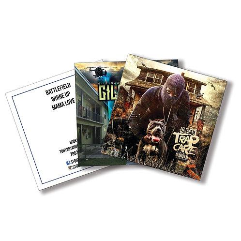 CD Inserts (500 pcs)