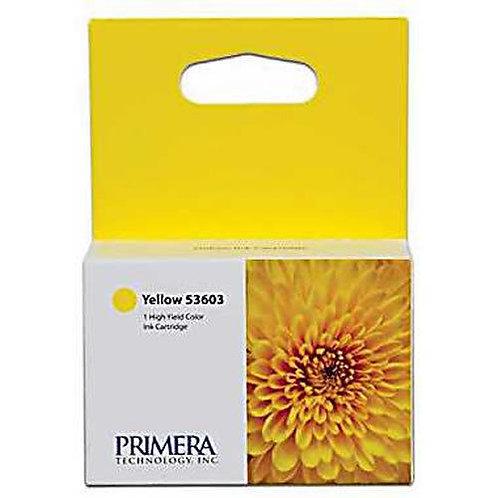 Primera Ink Cartridge 53603 Yellow for Bravo 4100 Series
