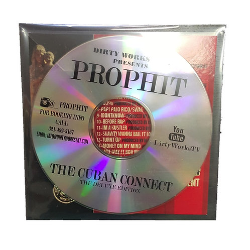 1,000 Black Thermal Printed CDs with Inserts & Plastic Sleeves