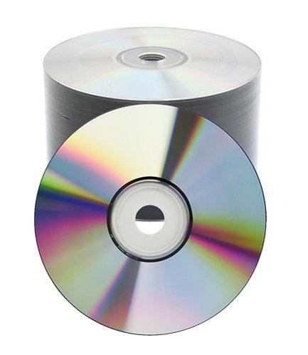 Ridata Diamond 52X CD-R 80min 700MB Shiny Silver