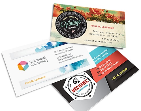 Business Cards (16 point UV Glossy)