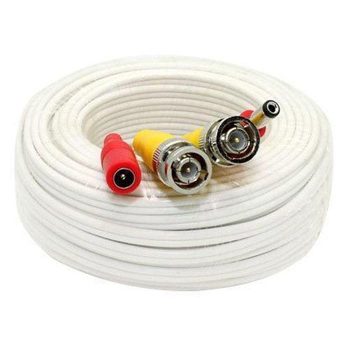Premade Premium Siamese Power Video Cable