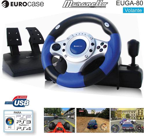 Eurocase Video Game Steering Wheel