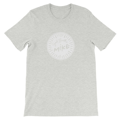 Soul Brother Mike (#003) - Athletic Heather Short-Sleeve Unisex T-Shirt
