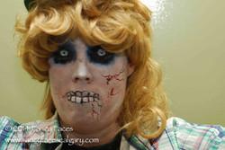 zombie face paint glowing eyes Fancy Faces Calgary.jpg