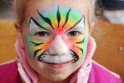 rainbow-tiger-leopard-jaguar-facepainting-fancy-faces-calgary-girl-white-muzzle-