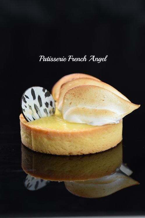 蛋白檸檬撻