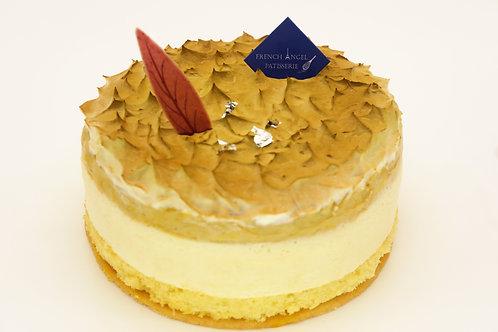 100%純貓山王肉芝士蛋糕( 3/4磅 1磅)
