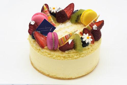 檸檬芝士蛋糕 (每磅)