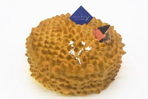 100%純貓山王肉忌廉海錦蛋糕(3/4磅   /  1磅)