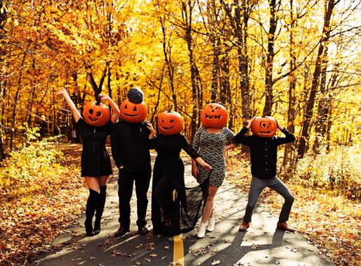 A Mereness Halloween