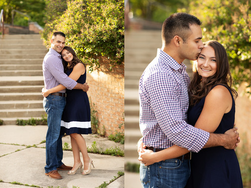 Stephanie & Andrew - Engagement
