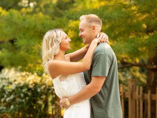 Kiley & Raymond - Engagement