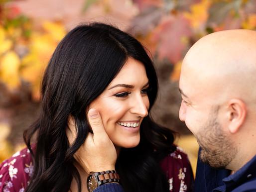 Jill & Mike - Engagement