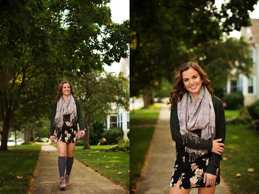 Julie - Senior Portraits