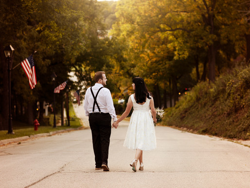 Juell & Brandon - Wedding Part One