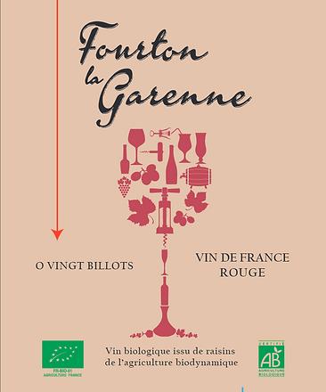 Bag in Box Vin de France rouge