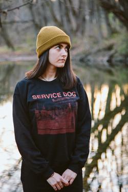 Service Dog (merch)