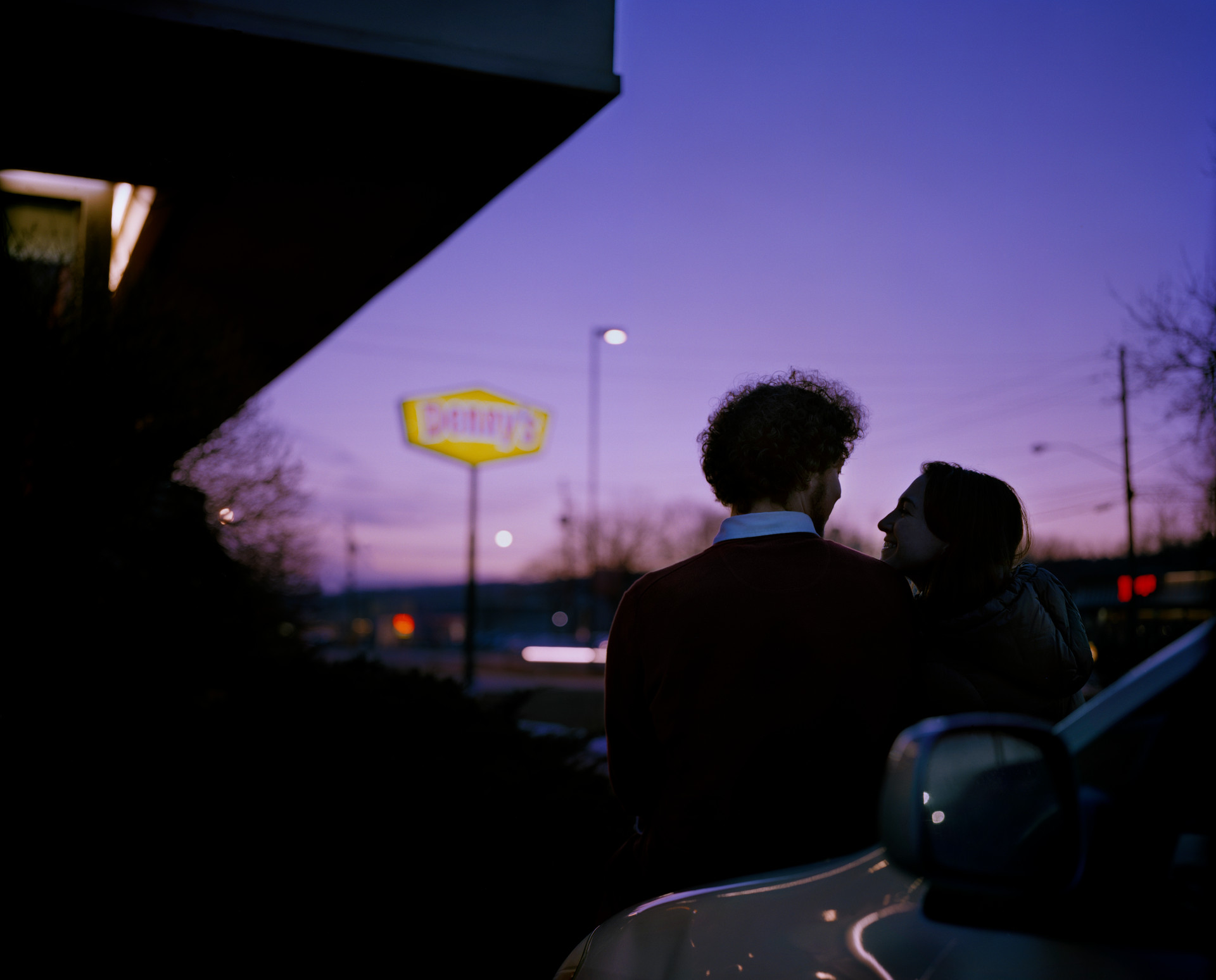 Who Gets Their First Kiss at Denny's?