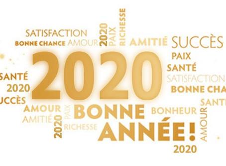 Et pour 2020?