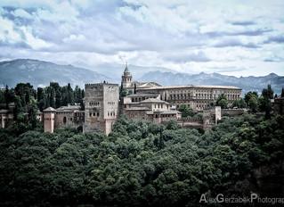 Granada - abseits der Alhambra