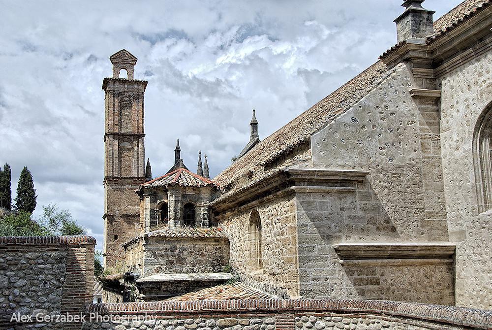 Stiftskirche Santa Maria