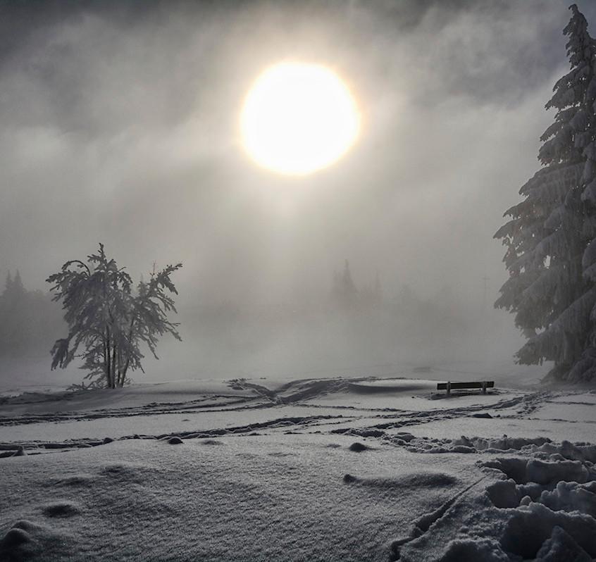Nebel oder Sonne?