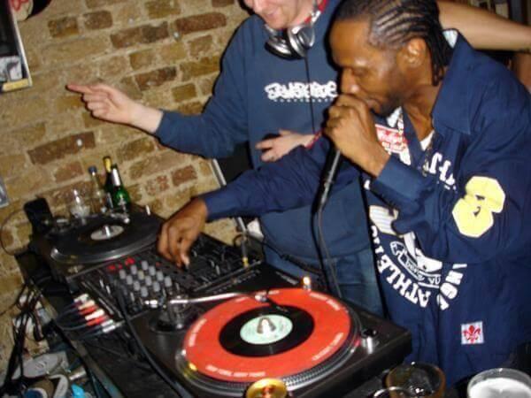 Seanie T with DJ Diablo 2012