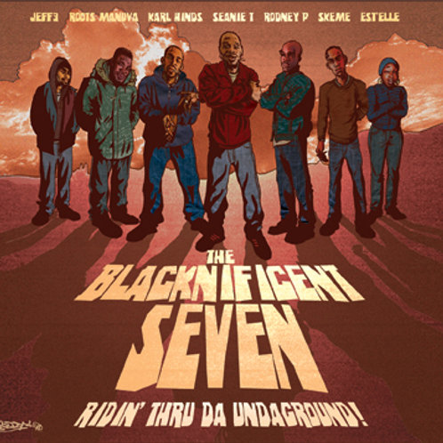 The Blacknificient Seven