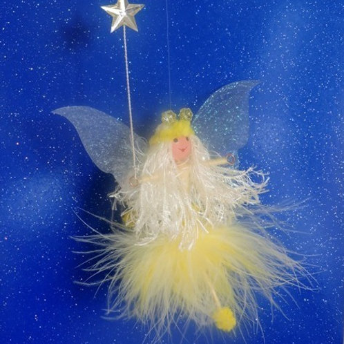 Yellow Flittery Fairy