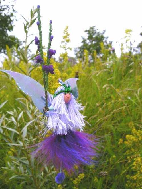 Purple Heather Fairy