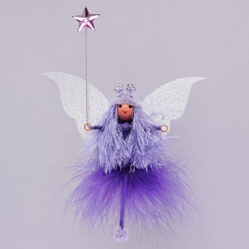 Purple Flittery Fairy