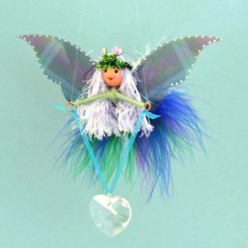 The Love Scotland Fairy